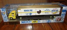 2013 M2 MOON-PIE 1956 Ford COE And Moon-Pie Trailer (GOLD CHASE) 500 Made