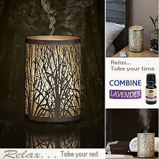 Essential Oil Diffuser Aroma Peppermint Lavender Yoga Spa Young Living-Forest