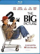 The Big Picture Blu-ray Kevin Bacon Teri Hatcher Martin Short JT Walsh NEW