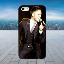 OLLY MURS SINGING Black Hard Phone Case Cover Fits Iphone Models