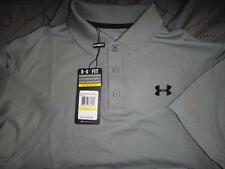 UNDER ARMOUR  GOLF POLO SHIRT SIZE XXL L M NWT $54.99