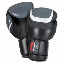Bad Boy Pro Series 3.0 Classic Boxing Gloves Black/Silver