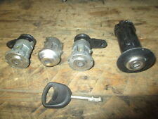 FORD GRANADA SCORPIO ULTIMA BUG EYE SALOON LOCK SET FROM 1997