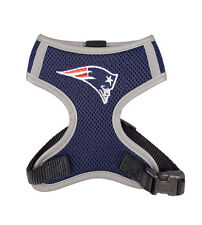 New England Patriots NFL Team Dog Pet Harness Vest Size 2X & 3X Hip Doggie