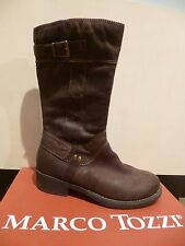 Marco Tozzi Girls Boots Ankle boots brown padded RV NEU SP