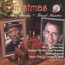 Christmas with Bing Crosby & Frank Sinatra by Frank Sinatra/Bing Crosby (CD, Apr