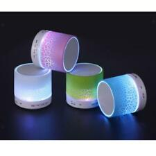 Portable Wireless Bluetooth Stereo Speaker MP3 TF USB For Samsung iPhone PC