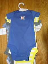 Carters-Infant-Boys-Little-Layette-Five-Piece-Football  Size NB/9 Months NWT