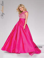 Jovani 40556 Evening Dress ~LOWEST PRICE GUARANTEED~ NEW Authentic Formal Gown