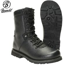 Brandit Men's BW Combat Boots Model 2000 Bundeswehr Army Boots Shoes
