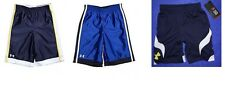 1 NWT Under Armour HEAT GEAR blue LOOSE fit gym BASKETBALL shorts YOUTH boys 4 5