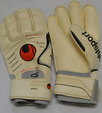 UHLSPORT CERBERUS ROLLFINGER GOALKEEPER GLOVES  SIZES 10 to  10.5 RRP £50