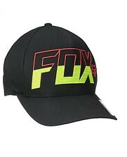 Mens Fox Katch Flexfit Hat Black