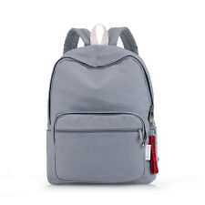Durable Boys and Girls Canvas Student School Shoulder Bag Backpack for Travel