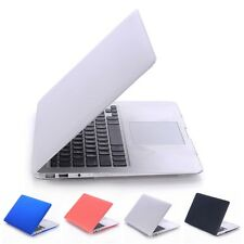 "11 12 13"" New Hard Shell For Macbook Air Pro Retina Rubberized Laptop Case Cover"
