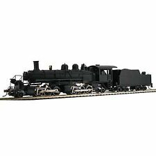 Mantua 345004 HO Painted & Unlettered 2-6-6-2 Articulated Steam Loco w/Tender
