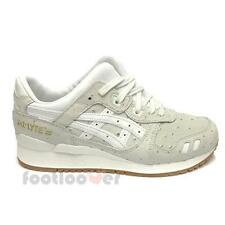 Shoes Asics Gel Lyte III h7f8l 0101 Woman Running Sneakers White Fashion Casual