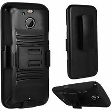 For HTC Bolt HTC10 EVO Case,Heavy Duty Hybrid Cover [Stylus+ Wall Charger]