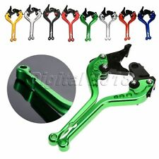 2X Replaceable Motorcycle CNC Long Clutch Brake Levers For Honda CBR400RR 1993