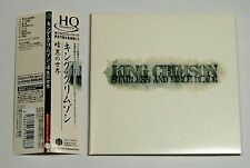 KING CRIMSON Starless And Bible Black Japan HQ CD MINI LP