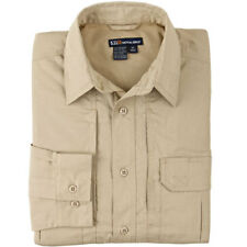 5.11 Tactical Taclite Pro Womens Shirt Long Sleeve - Tdu Khaki All Sizes