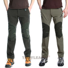 Mens Outdoor Quick Dry Breathable Fishing Hiking Sports Casual Pants Trousers