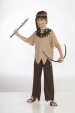 Native American Brave Indian Boys Child Costume NEW Thanksgiving