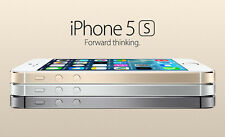 New in Sealed Box Factory Unlocked APPLE iPhone 5S 16/32/64GB 4G Smartphone UTAR