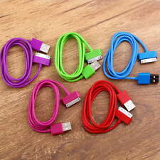 USB Charger Sync Data Cable for iPad2 3 iPhone 4 4S 3G 3GS iPod Nano Touch Hot F