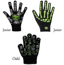 No Fear Prey Junior Kids Winter Knitted Gloves