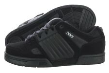 DVS Celsius DVF0000233-004 Black Nubuck Skateboarding Shoes Medium (D, M) Men