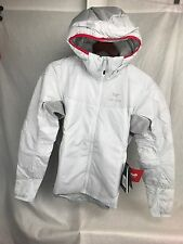 NEW ARCTERYX WOMENS ATOM LT HOODY SILVERBIRCH JACKET INSULATED S M L AUTHENTIC