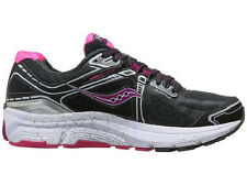 SAUCONY WOMENS OMNI 15 GREY PURPLE PINK SHOES 2017 **FREE POST AUSTRALIA