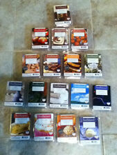Scentsationals Scented Wax Melts,Tarts, Wickless Cubes You Choose