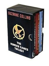 Suzanne Collins ~ The Hunger Games Trilogy Boxed Set 9780545265355
