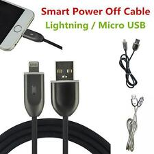 Auto Power-off Intelligent Protection LED Fast Charging Intelligent Data Cable