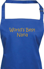 PERSONALISED PREMIER PR154 APRON WITH POCKET IN 30 COLOURS AP6