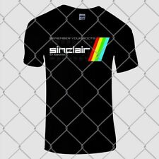 ZX SPECTRUM Retro style T Shirt for Gamers who want to remember their roots