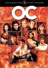 The O.C. - The Complete First Season (DVD, 2004, 7-Disc Set) NEW & SEALED!!