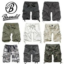 Brandit Men'S Shorts Cargo Shorts Vintage Classic 2002 Bermuda S to 7XL NEW