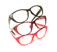Reading Glasses CAT EYE Designer frame (+1.00 to +3.00)