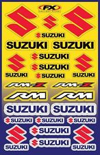Factory Effex Suzuki Generic Graphic Kit CLOSE OUT