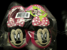 TODDLER SLIPPERS - YOUR CHOICE - FROZEN, MINNIE MOUSE, SPIDERMAN - BRAND NEW