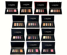 Lancome Color Design 5 Shade Eyeshadow & Eye Shadow Powder Blush Subtil Palette