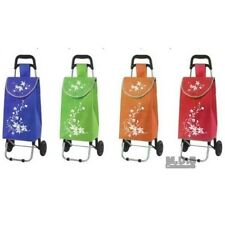 Shopping Cart Trolley Dolly Shopping Bag and Moving Multipurpose Collapsible NEW