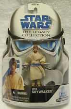 STAR WARS The Legacy Collection BD 38 LUKE SKYWALKER Figure MOSC BUILD A DROID