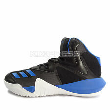 Adidas Crazy Team 2017 [BB8253] Basketball Black/Blue-Grey