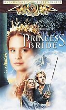 The Princess Bride (VHS, 1998, Clam Shell Case; Family Entertainment)