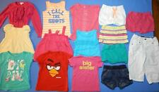 15pc Lot Girls Spring Summer Clothes Size 5 Place Carter's Gymboree Circo & More