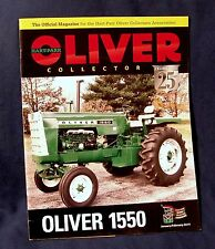 Hart Parr / Oliver Collector's Magazine - January/February 2014!!!
